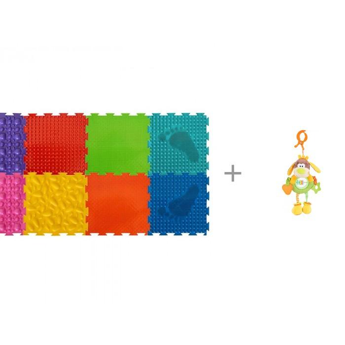 ОртоДон модульный №1 Универсал и Подвесная игрушка Жирафики Веселый щенок фото