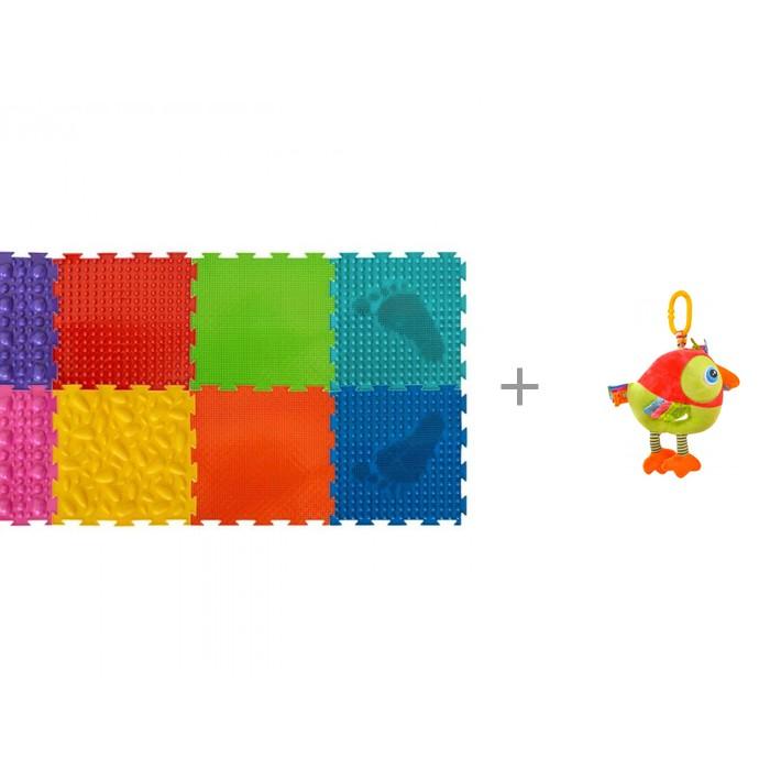 Картинка для ОртоДон модульный №1 Универсал и Подвесная игрушка Forest Попугай Музыкальная