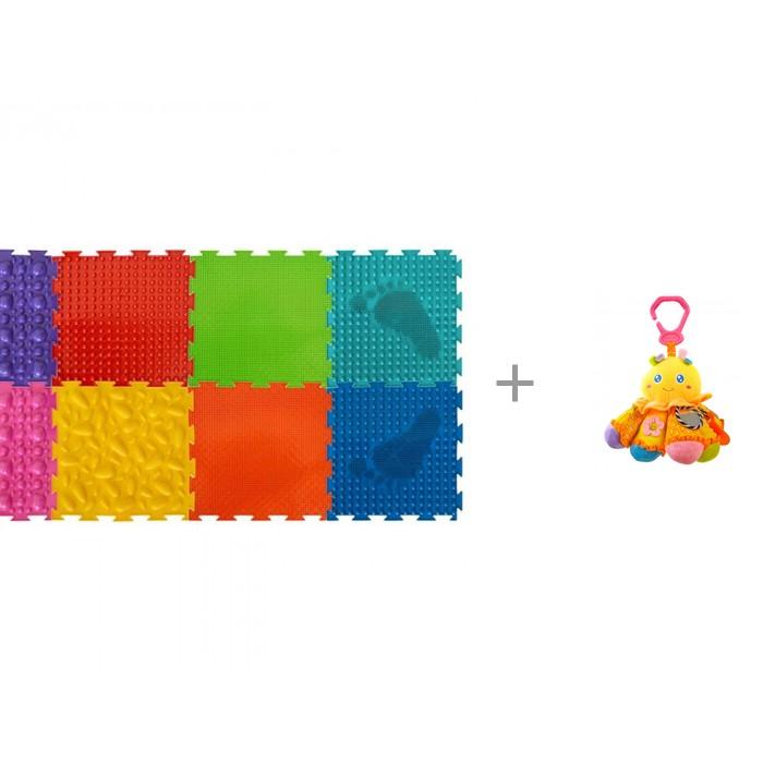 ОртоДон модульный №1 Универсал и Подвесная игрушка Forest Осьминожка