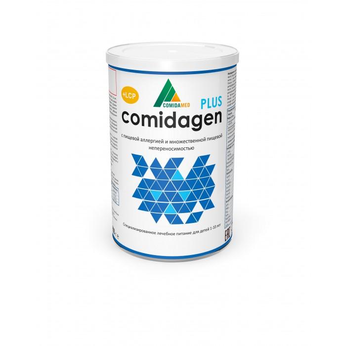 Купить Comidagen Plus Лечебное Питание 1-10 лет с пищевой аллергией и множественными пищевыми непереносимостями 400 г в интернет магазине. Цены, фото, описания, характеристики, отзывы, обзоры