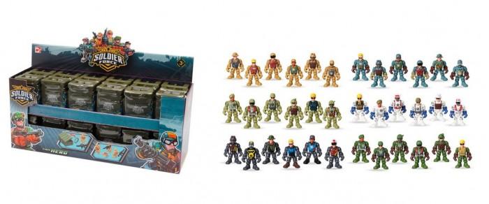 Фото - Игровые фигурки Chap Mei Набор солдатиков Карманный герой набор солдата для взрослых