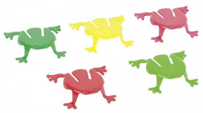 прыгающие горшочки Развивающие игрушки Goki Прыгающие Лягушки набор 5 цветов GK