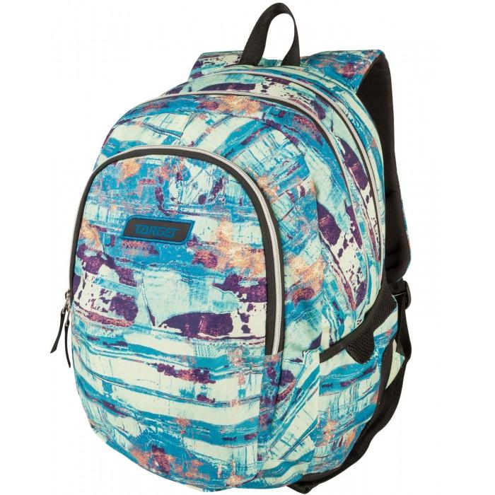 Купить Школьные рюкзаки, Target Collection Рюкзак 3 zip Rust blue