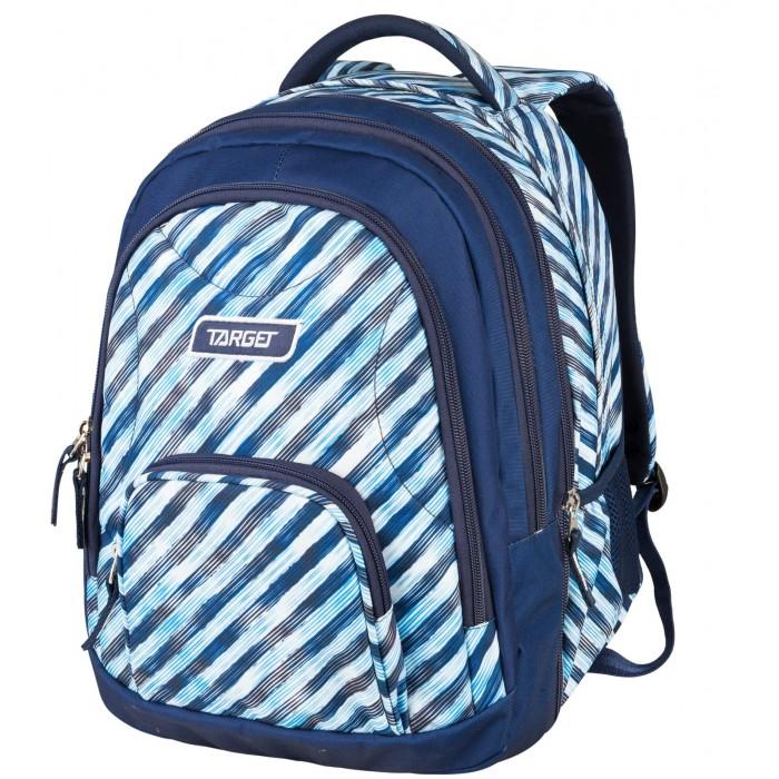 Купить Школьные рюкзаки, Target Collection Рюкзак 2 в 1 Navy stripes