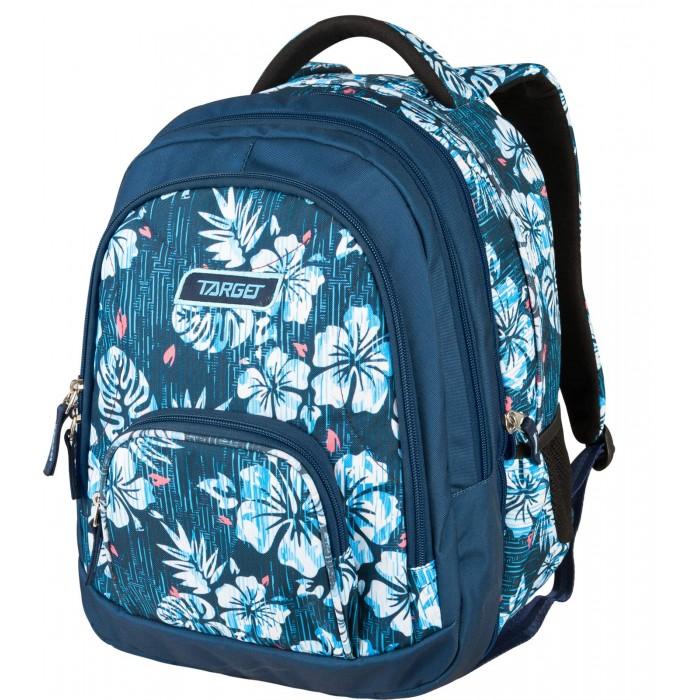 Купить Школьные рюкзаки, Target Collection Рюкзак 2 в 1 Hawaiian flowers