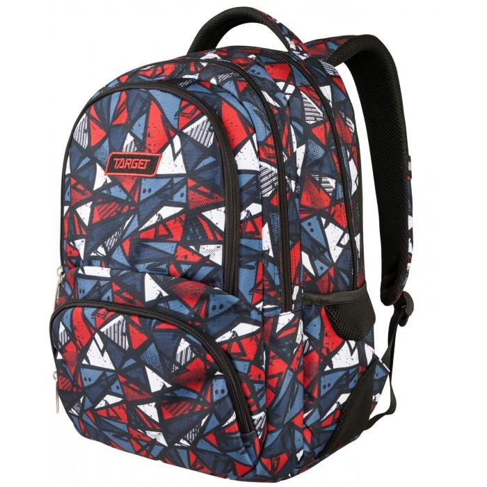 Купить Школьные рюкзаки, Target Collection Рюкзак Bravo Crazy triangulum