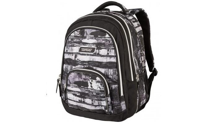 Купить Школьные рюкзаки, Target Collection Рюкзак 2 в 1 Rust black