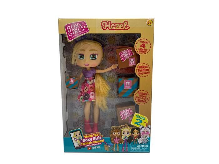 Купить Куклы и одежда для кукол, 1 Toy Кукла Boxy Girls Hazel с аксессуарами 20 см