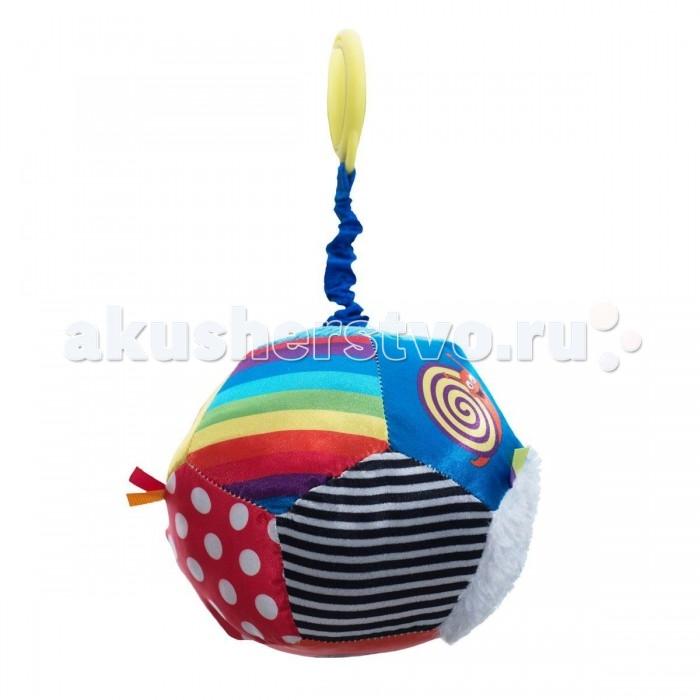 Подвесные игрушки WeeWise Мяч Открытие 20114 погремушки weewise друзья крути верти 40110