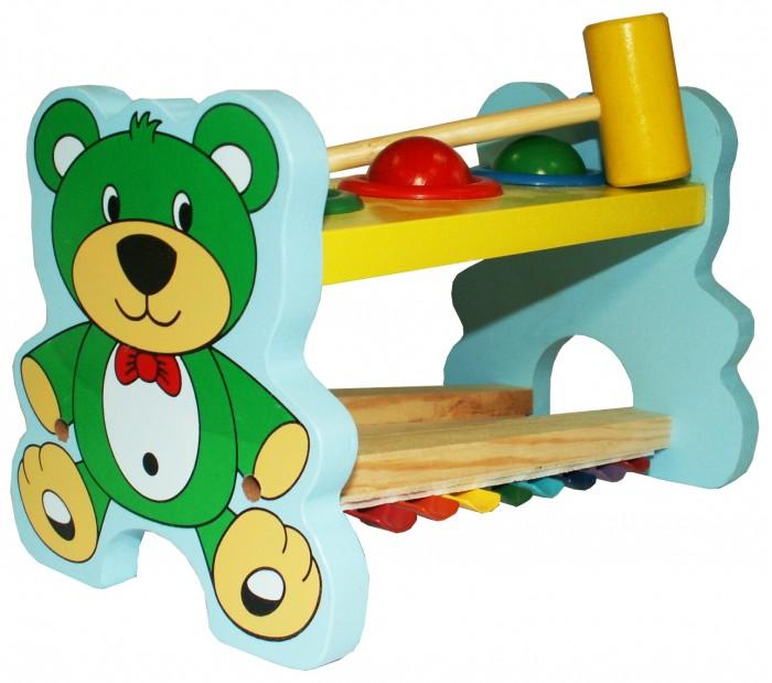 Фото - Деревянные игрушки РИД Стучалка музыкальная Мишка А-054 джексон рид города мира