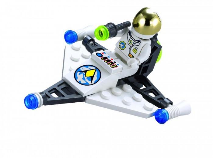Сборные модели Enlighten Brick Космический корабль (26 деталей)