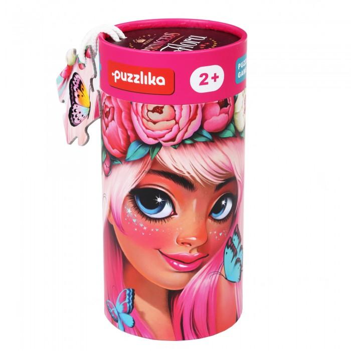 Картинка для Пазлы Puzzlika Пазлы Принцесса Растений 25 деталей