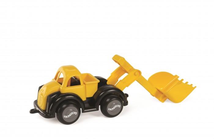 Машины Viking Toys Строительная машина с ковшом