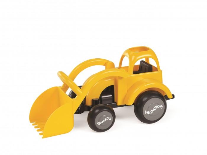 Машины Viking Toys Строительный трактор с ковшом
