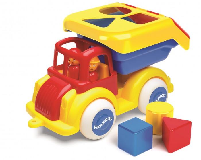 Сортер Viking Toys Машинка с кубиками фото