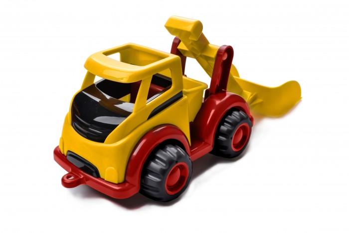 Машины Viking Toys Строительная машина с ковшом Mighty