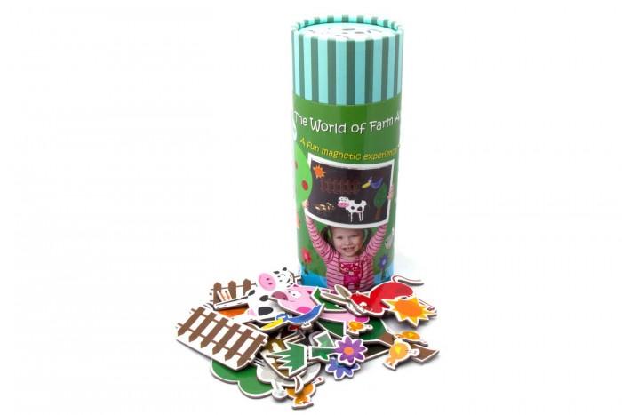 Купить Настольные игры, The Purple Cow Магнитная игра Мир домашних животных