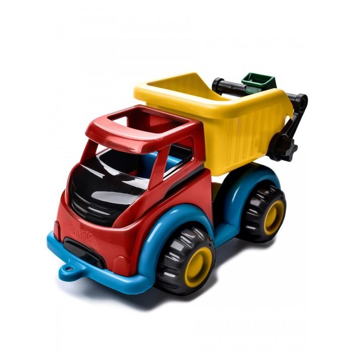 Фото - Машины Viking Toys Машинка мусороуборочная Mighty машины maya toys машинка крутая тачка