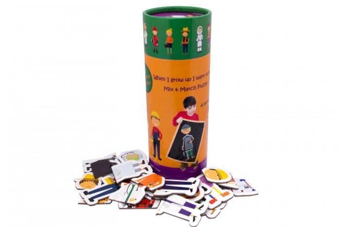 Купить Настольные игры, The Purple Cow Магнитная игра Профессии