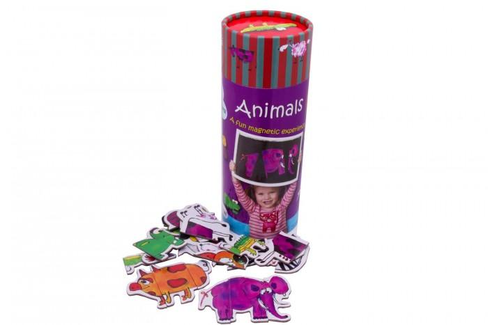The Purple Cow Магнитная игра Животные.