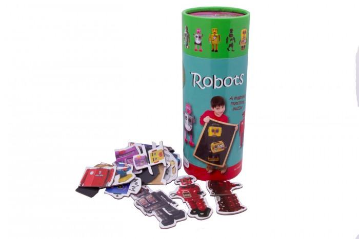 Купить Настольные игры, The Purple Cow Магнитная игра Роботы