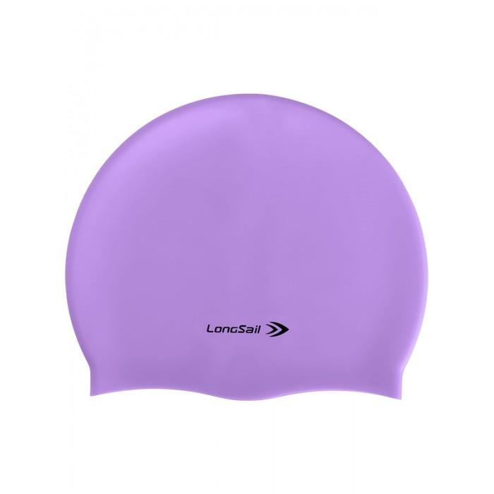 Купить Longsail Шапочка для плавания силиконовая в интернет магазине. Цены, фото, описания, характеристики, отзывы, обзоры