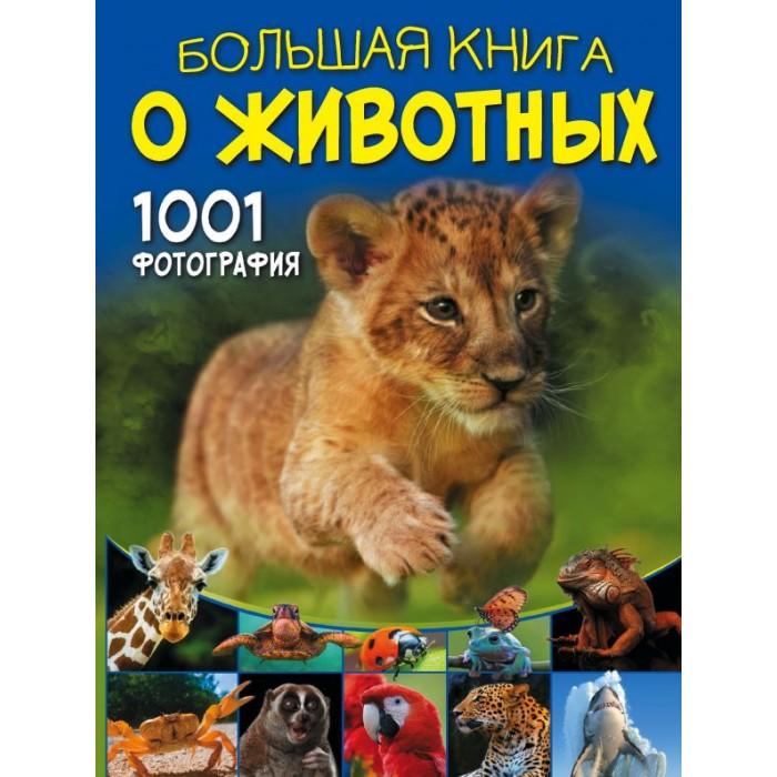 Купить Обучающие книги, Издательство АСТ Большая книга о животных 1001 фотография