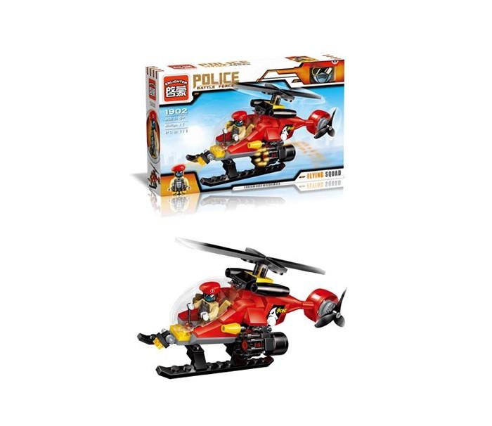 Сборные модели Enlighten Brick Police (111 деталей) конструктор enlighten brick бухта пиратов 206дет