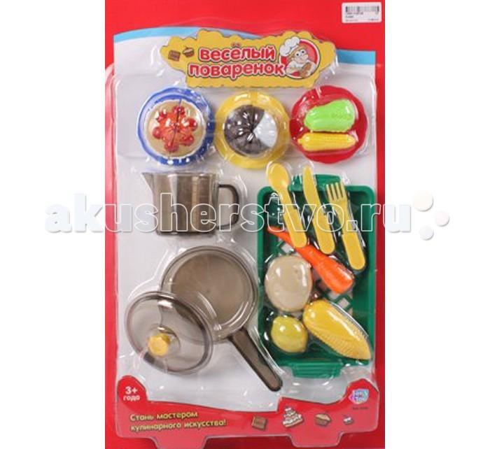 Ролевые игры Play Smart Кухонные принадлежности и муляжи Веселый поваренок play doh игровой набор магазинчик домашних питомцев
