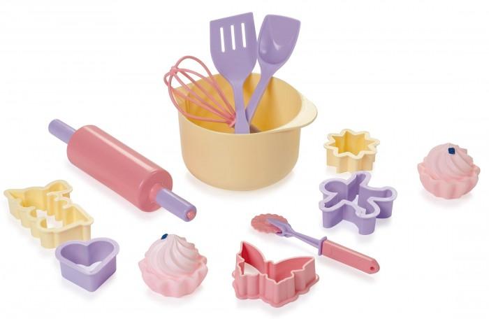 Ролевые игры Огонек Кулинарный набор Маленькая принцесса огонек кухня маленькая принцесса розовый