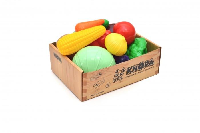 Ролевые игры Knopa Большой ящик Овощи