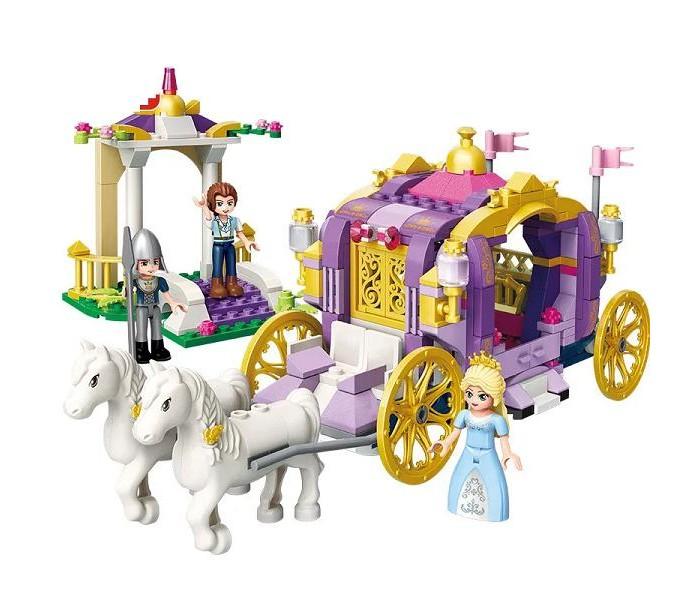 Enlighten Brick Королевская карета (374 детали) Г94326