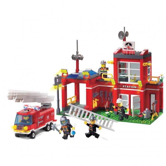 Enlighten Brick Fire Rescue (380 деталей) фото