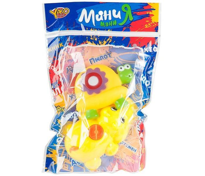 Купить Yako МиниМания Набор из 2-х игрушек-брызгалок в ванну Н85569 в интернет магазине. Цены, фото, описания, характеристики, отзывы, обзоры