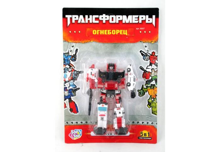 Play Smart Робот-трансформер Огнеборец