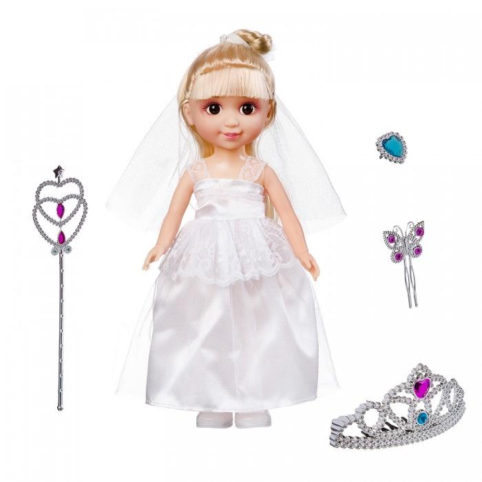 Куклы и одежда для кукол Yako Кукла Jammy Невеста 25 см