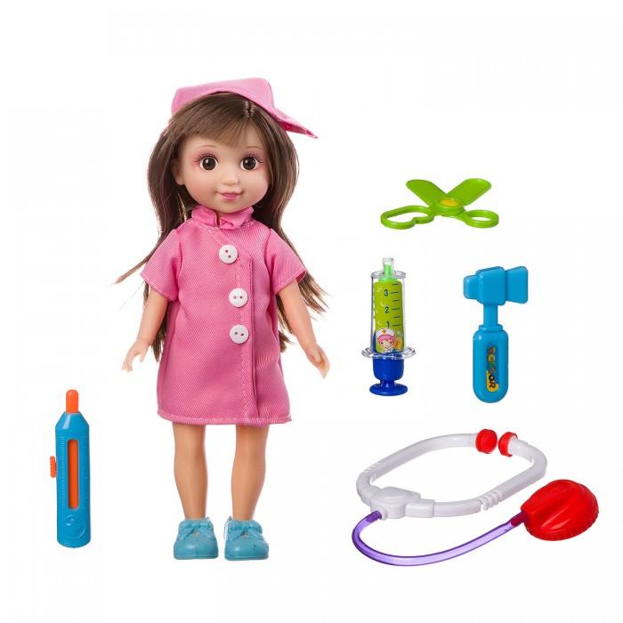 Куклы и одежда для кукол Yako Кукла Jammy Доктор 25 см