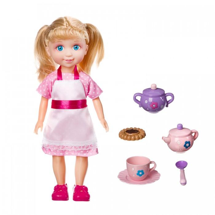 Куклы и одежда для кукол Yako Кукла Jammy Хозяюшка 25 см кукла yako jammy красотка 25 см m6331