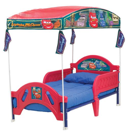 Детские кроватки Disney Машины  игровая с шатром, Детские кроватки - артикул:7760