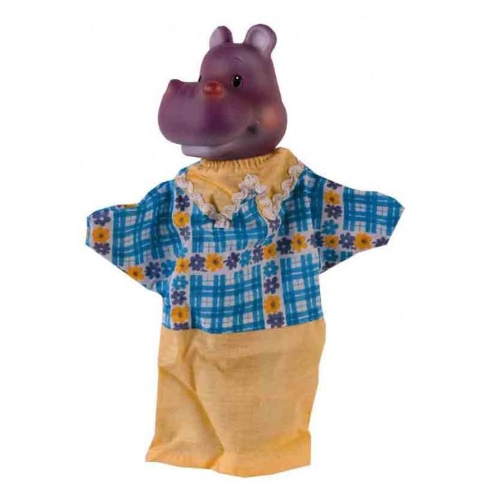 Фото - Ролевые игры Огонек Кукольная перчатка Бегемот огонёк кукла перчатка бегемот с 1156