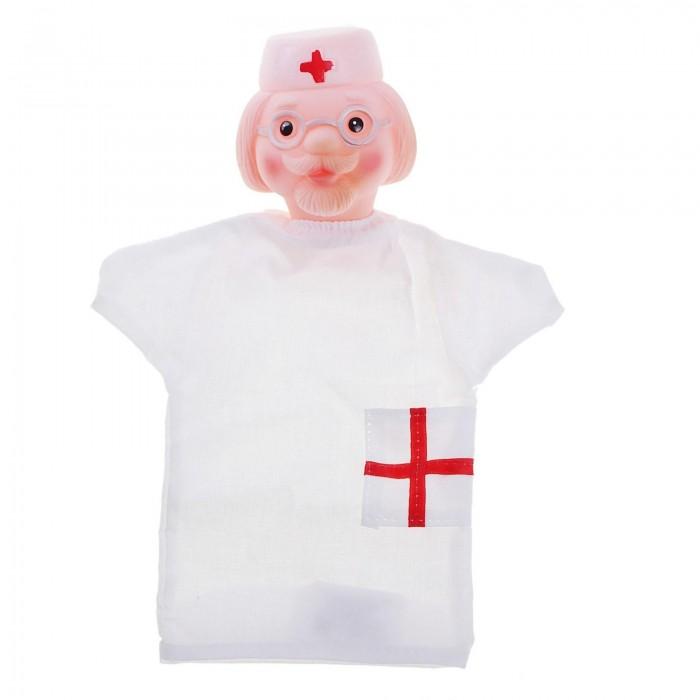 Ролевые игры Огонек Кукольная перчатка Доктор Айболит кукольная мебель огонек набор для спальни коллекция с 1303