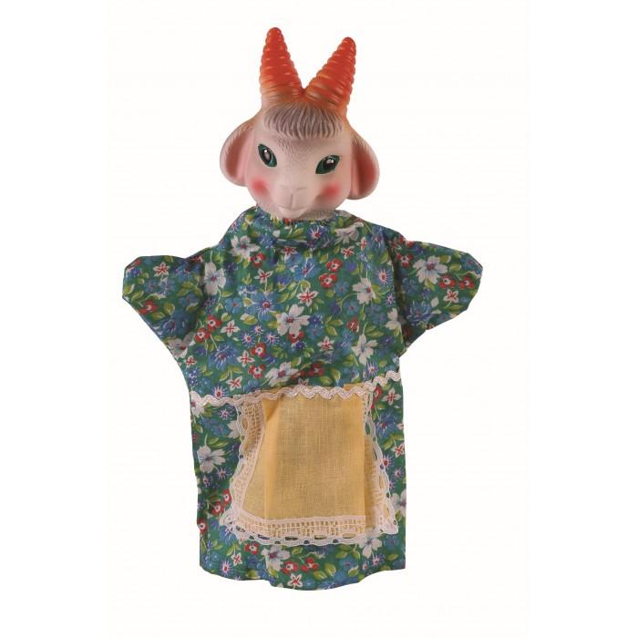 Ролевые игры Огонек Кукольная перчатка Коза кукольная мебель огонек набор для спальни коллекция с 1303