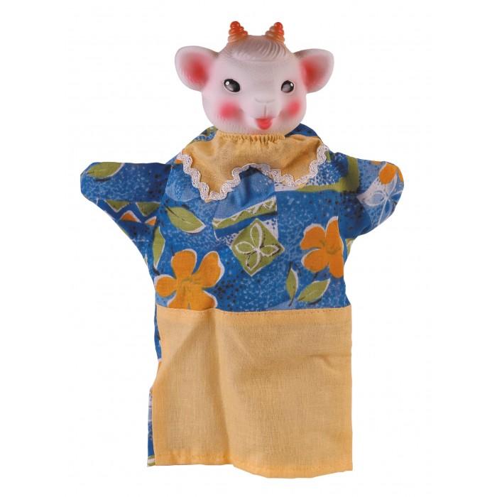 Ролевые игры Огонек Кукольная перчатка Козленок кукольная мебель огонек набор для спальни коллекция с 1303