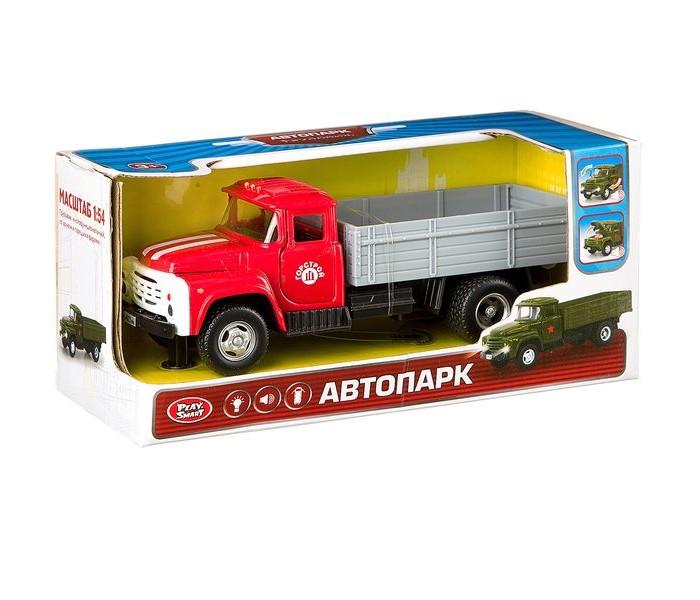 Купить Машины, Play Smart Автомобиль грузовой Горсторой 1:54 А76213