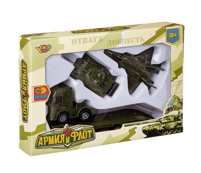 Купить Игровые наборы, Yako Армия и флот Набор военной техники