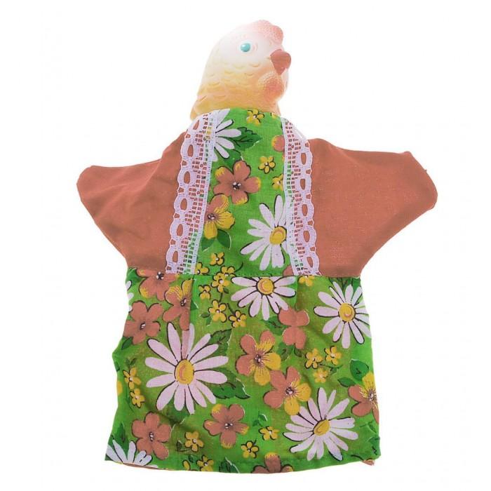 Ролевые игры Огонек Кукольная перчатка Курица