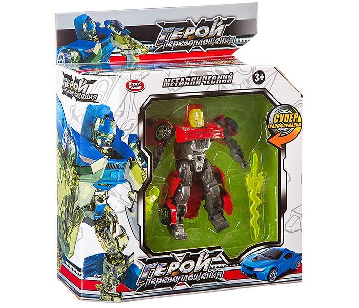 Play Smart Робот-трансформер Герой перевоплощения