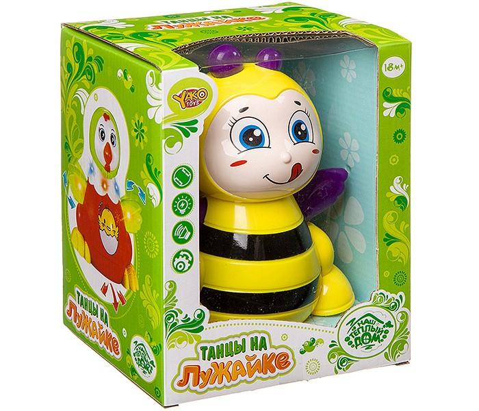 Электронные игрушки Yako Электронная игрушка Наш тёплый дом Пчёлка игрушка