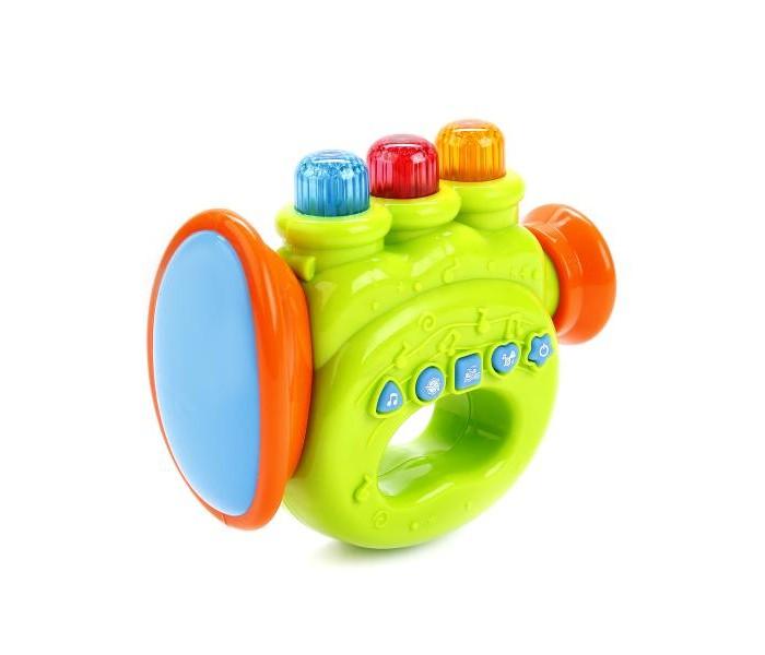 развивающие игрушки play smart умный утёнок Развивающие игрушки Play Smart Труба Звонкие друзья