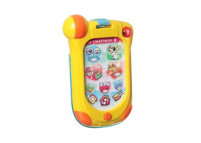 развивающие игрушки play smart умный утёнок Развивающие игрушки Play Smart Телефон Б55998